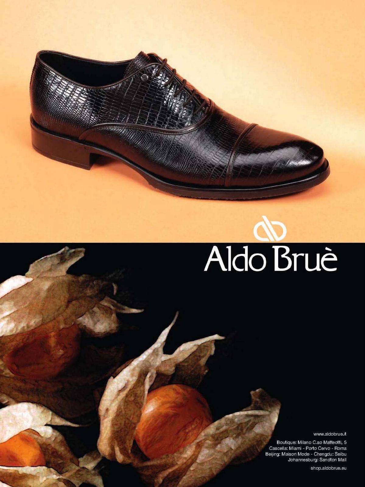 Punti vendita scarpe Aldo Brué Uomo Donna : Negozi e Outlet