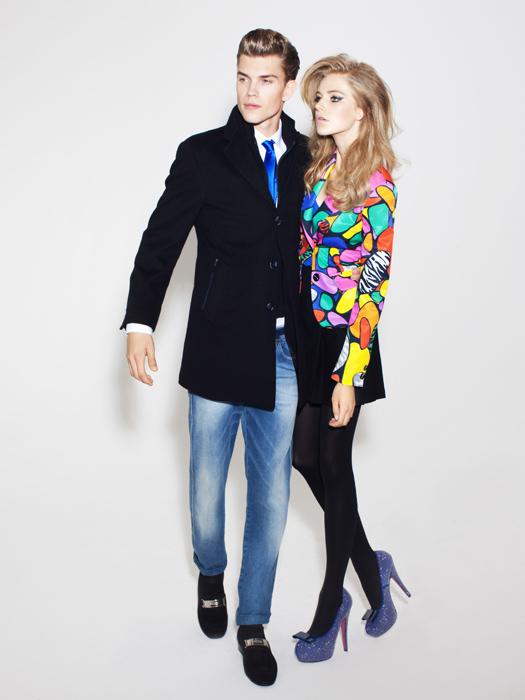 Enrico Coveri Moda Uomo Donna   Negozi e Outlet Abbigliamento Scarpe ... eb8ea97245c