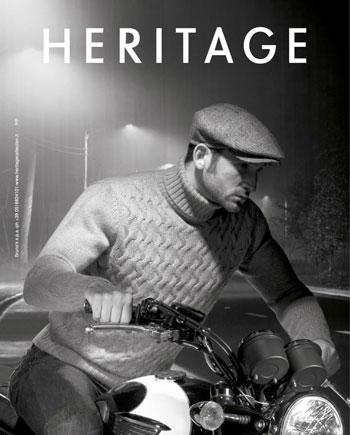 Heritage maglieria uomo negozi e outlet abbigliamento for Sinonimo di immaginare