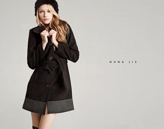 cappotti donna nuna lie negozi